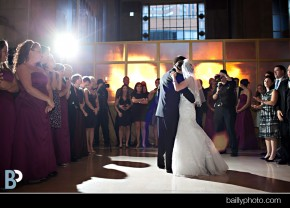 Katie & Neil's First Dance - Photo by Bailly Photo