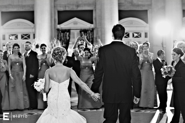 Photo by Elario Photography - Bigler Productions Blog - Videography Coverage - Melissa & Dave Reception