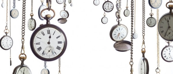 Bigler Productions Blog - video coverage - hanging pocket watches