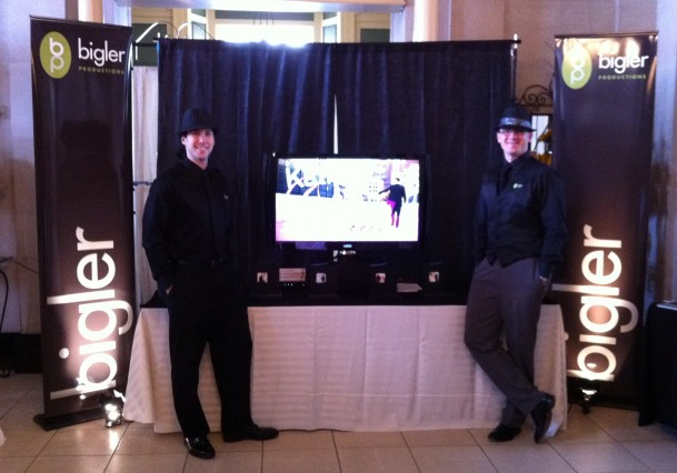 Bigler Productions wedding show